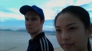 Bertrand et Masumi