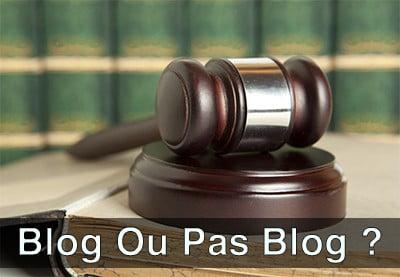 blog ou pas blog