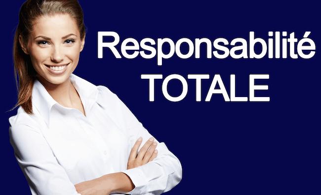 soyez responsable