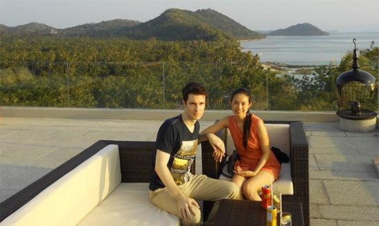 professionnel MLM en Thailande