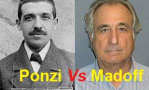 La pyramide de Ponzi ou encore Bernard Madoff, rien à voir avec le marketing de réseau !