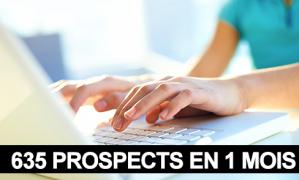 635 prospects MLM en 1 mois, ça vous botte ?