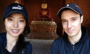Joyeux Noël… on est au Myanmar jusqu'au 30 décembre