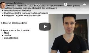 [Tutot vidéo] Utilise ZOOM gratuitement pour faire tes formations et interviews